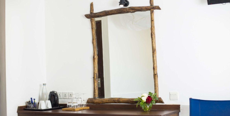 Single Room Mirror